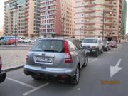 HONDA CRV 2008 из ОАЭ